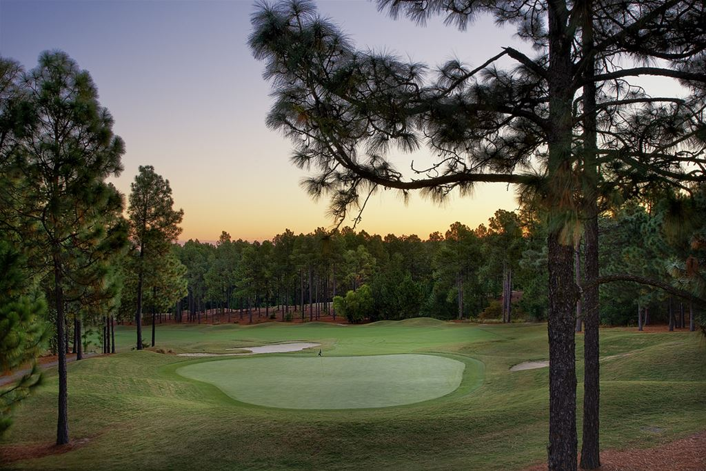 Talamore Golf Club in Southern Pines, North Carolina